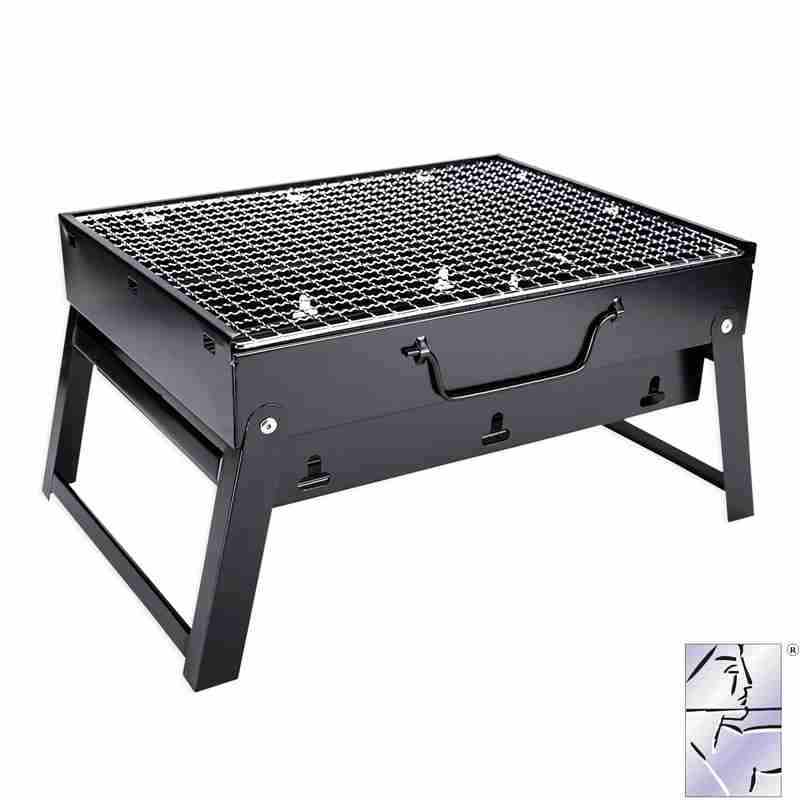 Barbecue stove, commercial household stove, sawdust oven, charcoal bacon oven