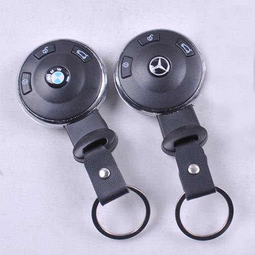 創意整蠱電人玩具車鑰匙扣愚人惡作劇觸電整人道具送男朋友的禮物