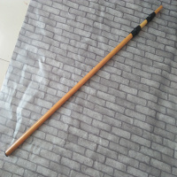 A fishing rod fishing rod fishing rod single bare insulation rod telescopic positioning new lightning delivery