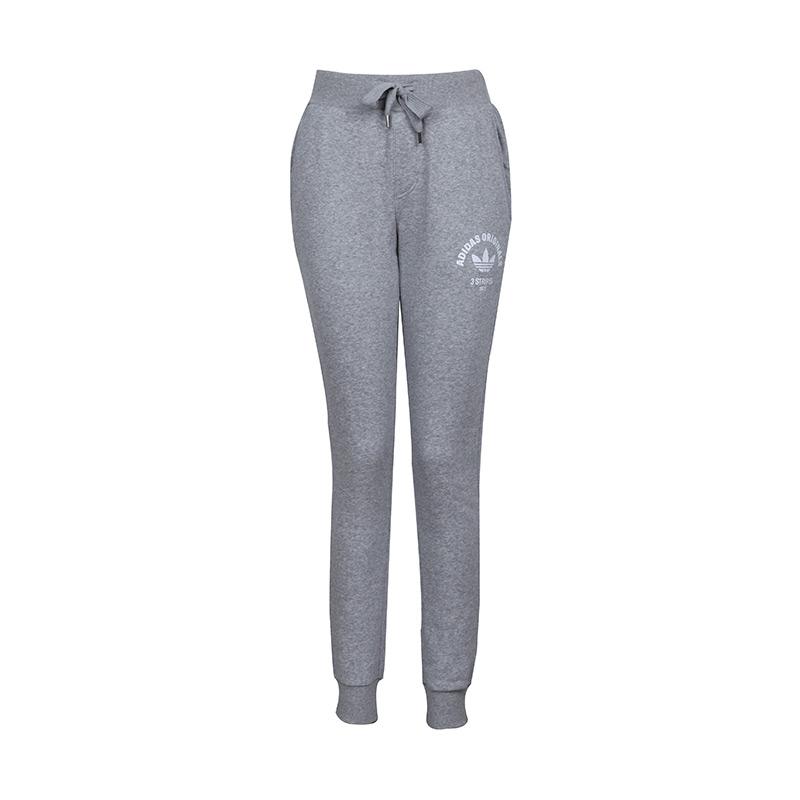 El Movimiento de mujeres AY6611 pantalones de invierno de nuevo el trébol de Adidas en 2016