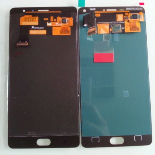 Jin for assembly gn8002/m5plus display screen LCD assembly of new m6plus mobile phone parts