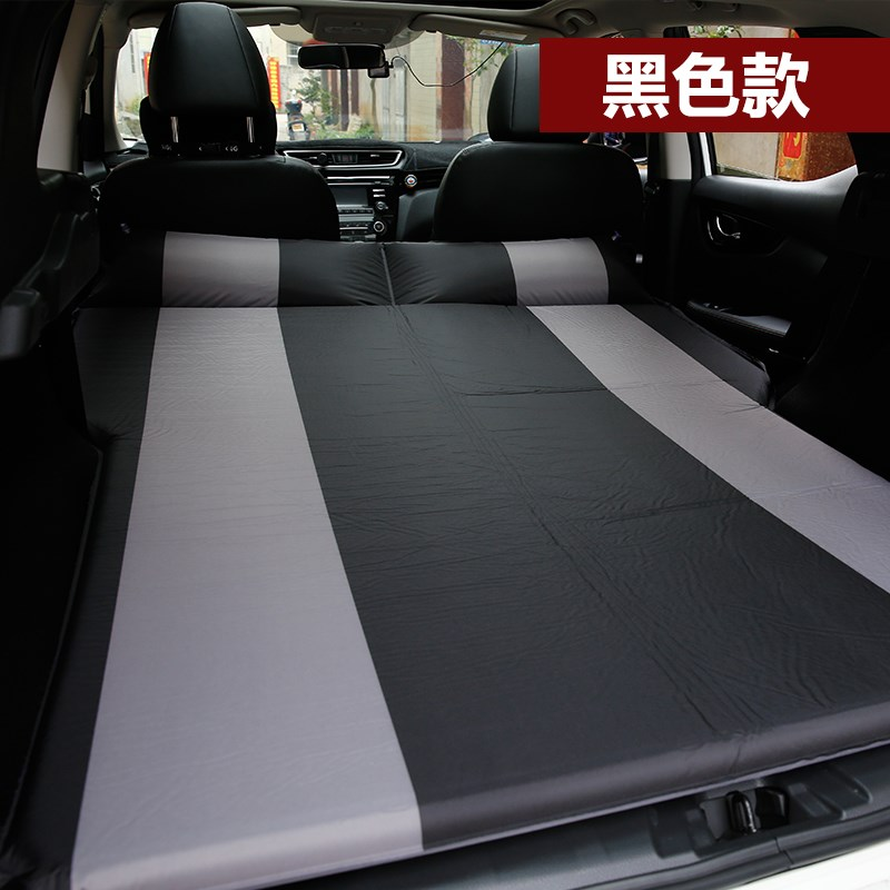 Automatic inflatable bed mattress bed bed vehicle car travel car rear car vehicle automatic inflatable bed mattress