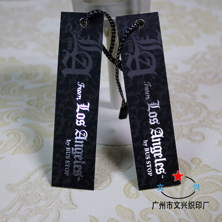 Heloma hoop hot silver tag customized label tag hanging tablets do custom calibration washing free design