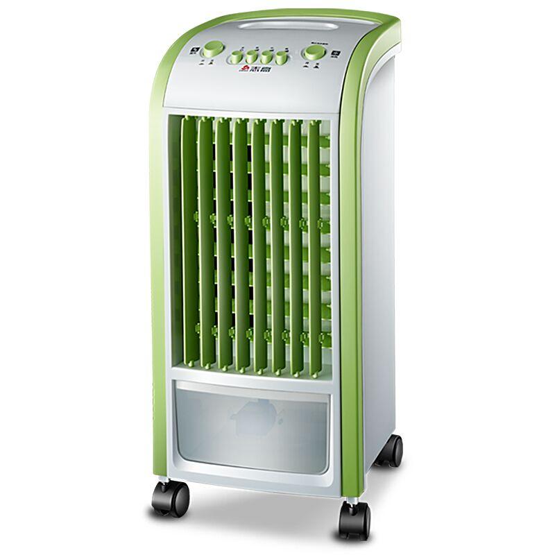 Le ventilateur de climatisation domestique de refroidissement unique télécommande muet de ventilateur de refroidissement de cristaux de glace d'un ventilateur de refroidissement à air pour la purification de l'air