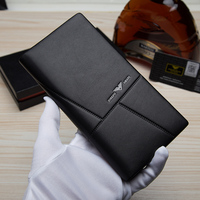 Pure handmade DIY wallet, men and women leather creative custom leather, short wallet, free lettering, making materials package
