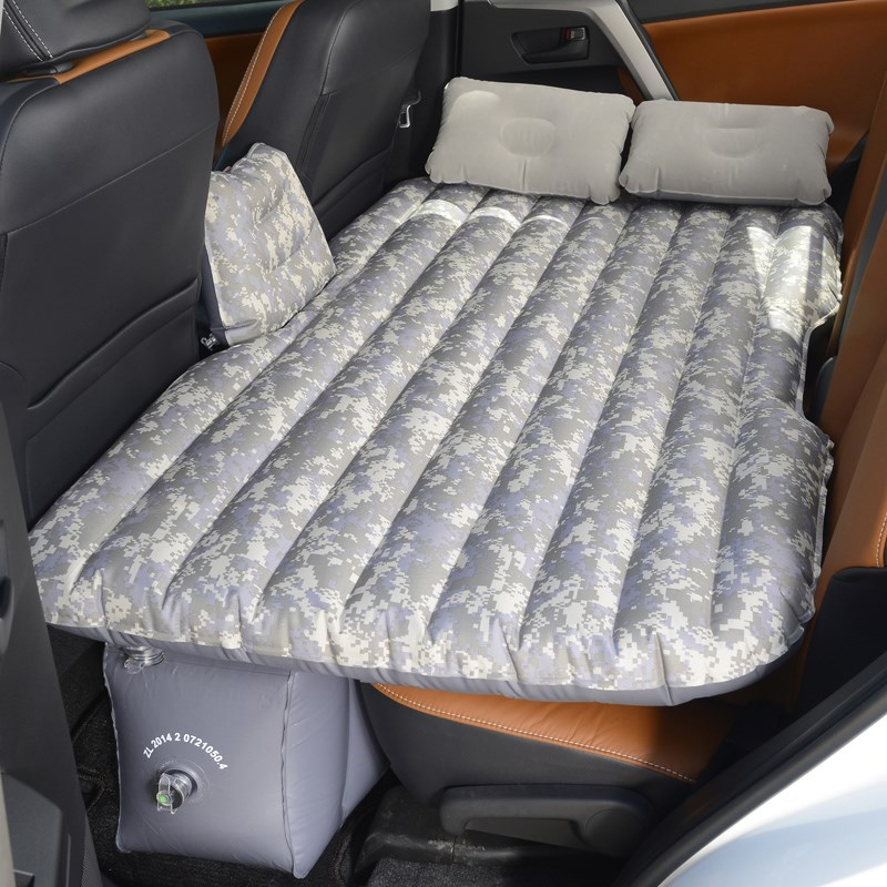 Vehicle car exhaust air mattress pad car bed adult children travel bed general car bed mattress