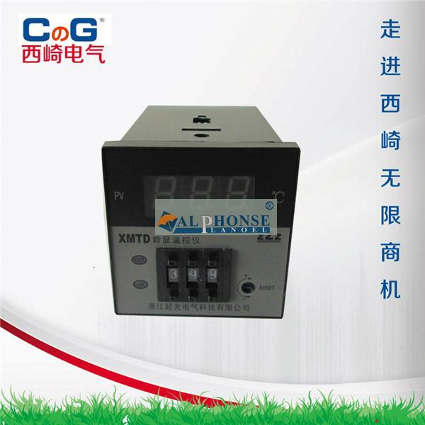Xi Qi électrique XMTD-2001MXMTD-2002M de cadran d'instrument de contrôle de la température d'un dispositif de régulation de température