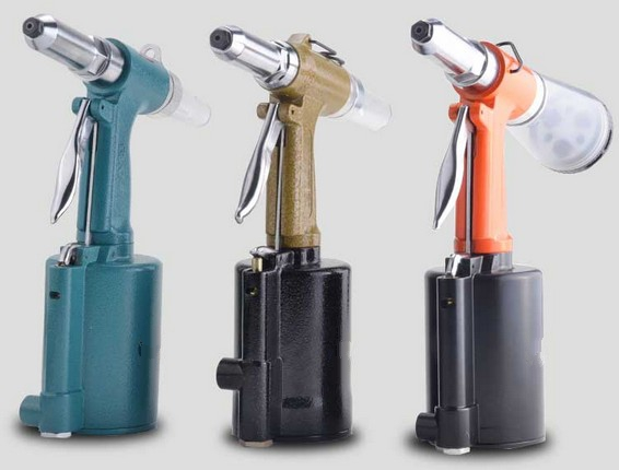 Pressure lengthened household face type oil pressure rivet press riveting machine hydraulic plus hydraulic small head punching gun