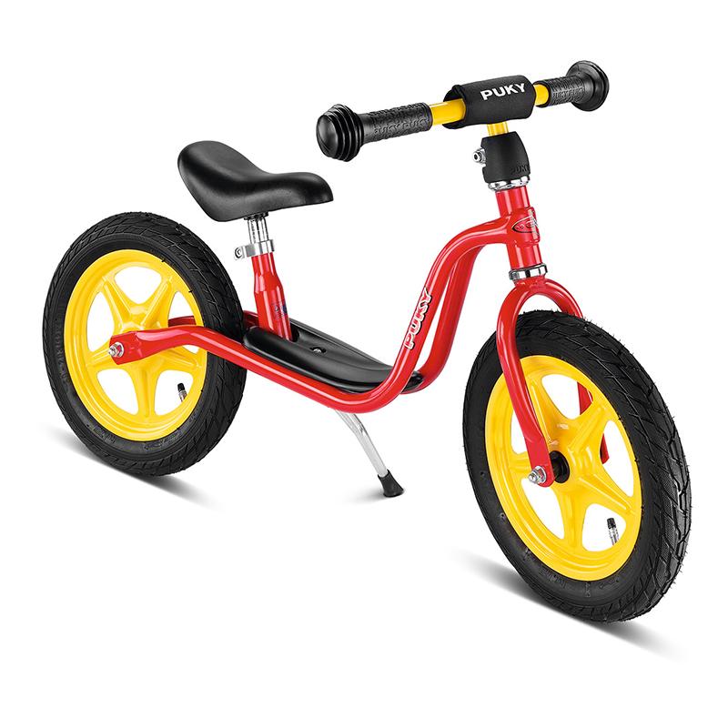 Puky importados de Alemania los niños equilibrio auto scooter bebé bebé dos ruedas de bicicleta sin pedales LR1L