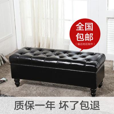 换鞋凳家用门口商用休息凳长条凳床尾凳储物凳收纳凳沙发凳试穿鞋