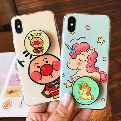 coque popsocket iphone 8 plus