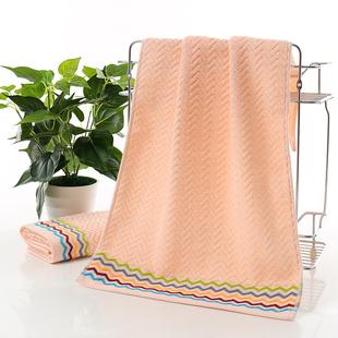 纯棉毛巾34*75cm