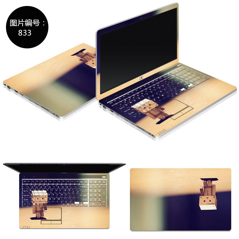 UN ADATTAMENTO del Film senza portatile HP PAVILION15-N017A 15,6 centimetri di proteggere adesivi
