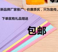 Handmade paper color paper folding materials children origami rose 1000 square cardboard