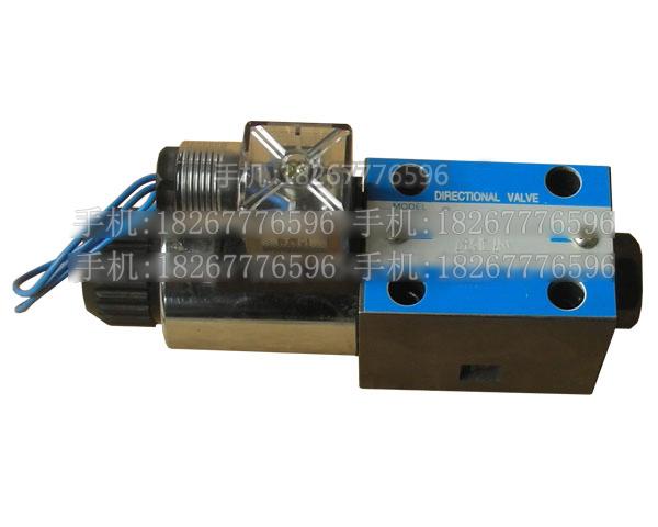 El solenoide de la Válvula hidráulica 4WE6D-50 / AG24NZ5L4WE6C-50 / AG24NZ5L válvula de presión de aceite