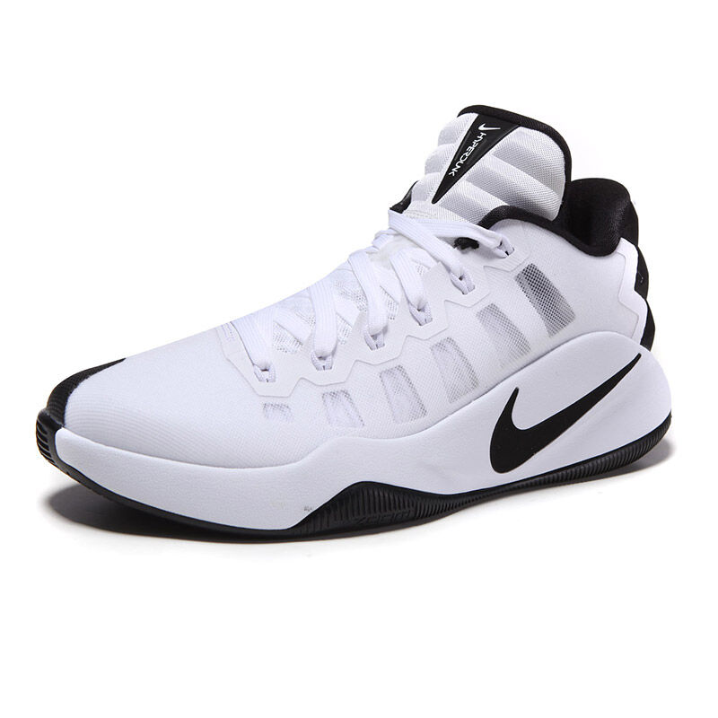 NIKE Nike HYPERDUNK2016LOW men's air cushioned slow combat basketball shoes 844364-100