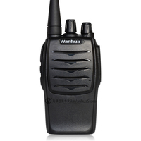 Wanhua wh27 walkie-talkie civil 50 km high power shipping professional military hotel mini desk