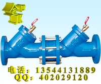HS41X anti pollution partition valve clean water backflow prevention device for cast steel tap water backflow preventer