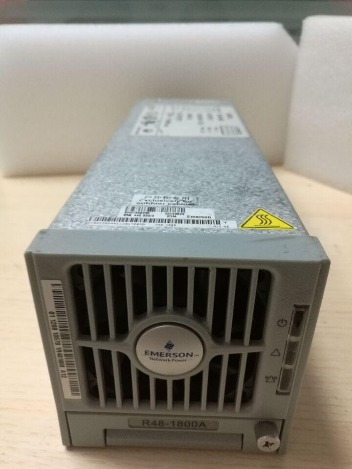 Nuevo embalaje original Emerson R48-1800A comunicación poder rectificar el módulo de punto de venta