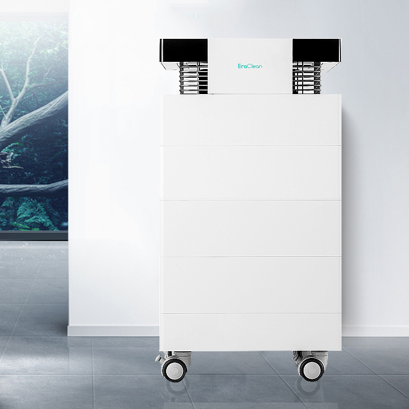 EraCleanTOWER home air purifier office Mini bedroom in addition to formaldehyde haze PM2.5