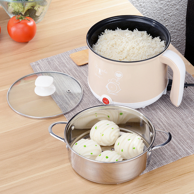 Multi-functional cooker electric pot multi-purpose electric cooker pot 1-4 people