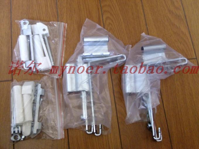 Steel doors and windows hardware accessories lock adjustable hinge corner hinge