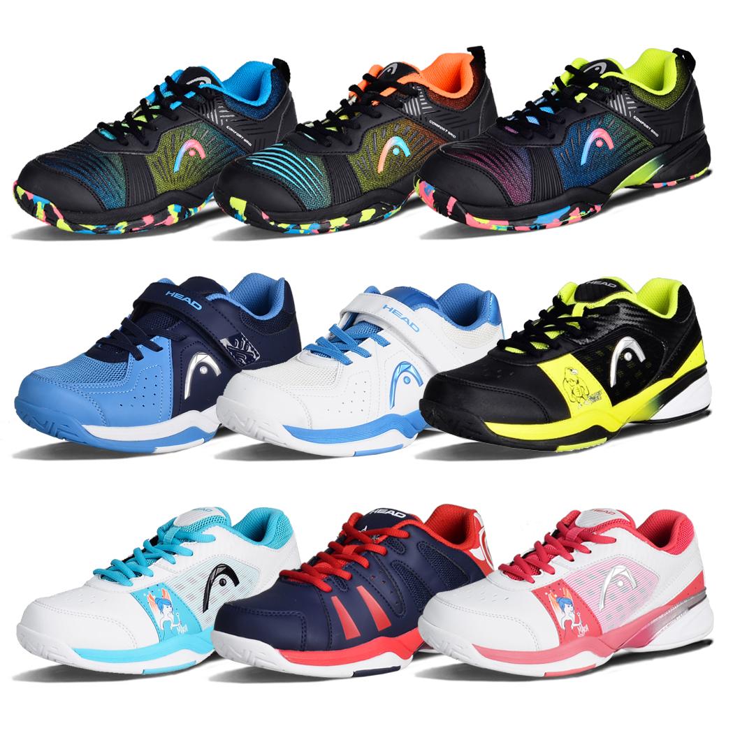 正品海德Head青少年儿童网球鞋新款男女士冬季透气运动鞋耐磨减震