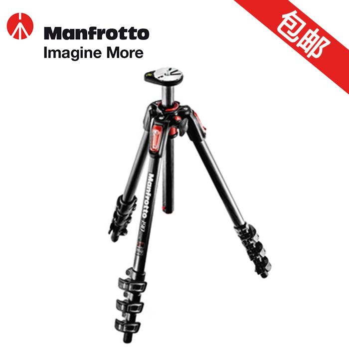 Manfrotto MT190CXPRO4CN treppiede SLR in fibra di carbonio e carbonio treppiede.