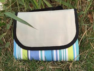好拿便携式环保防水牛津布野餐垫户外草地垫防潮垫沙滩垫野营垫