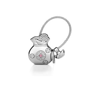 米勒斯钥匙扣女可爱韩国创意礼品汽车钥匙挂件福袋钱袋买2付1包邮