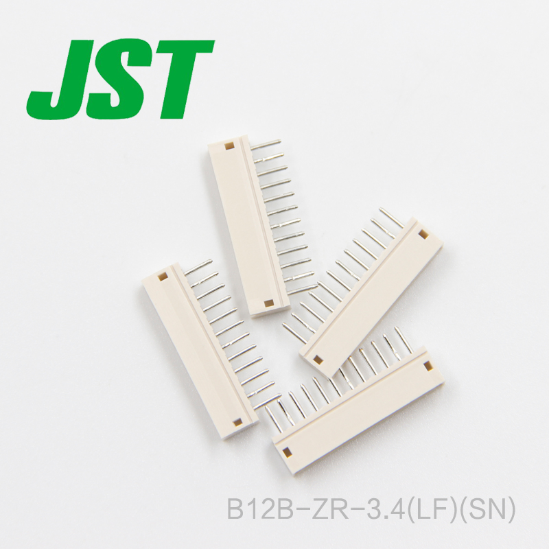 JST connector B12B-ZR-3.4 (LF) (SN) needle original authentic timely delivery