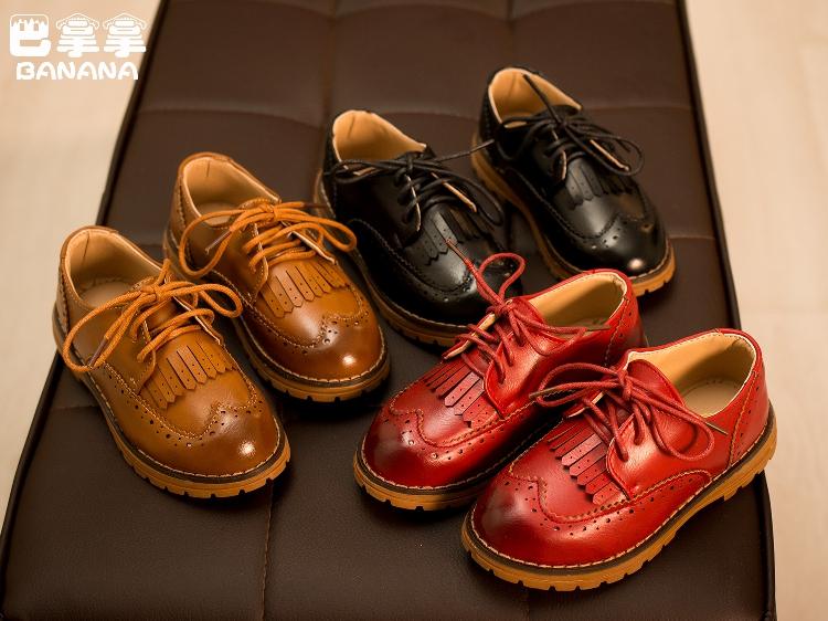 天天特价儿童皮鞋女童