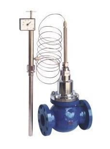 โดยเซ็นเซอร์อุณหภูมิและการควบคุมวาล์วสองส่วนเป็นหนึ่งในชนิดที่ไม่ต้องใช้พลังงานภายนอกที่ถูกกล่าวหาว่าสื่อของตนเอง , การเปลี่ยนแปลงอุณหภูมิที่ปรับโดยอัตโนมัติและผลิตภัณฑ์ที่ประหยัดพลังงาน ผลิตภัณฑ์ที่ใช้ในความหลากหลายของก๊าซ , ไอน้ำ , น้ำ , น้ำมัน , ฯลฯเป็นสื่อต่างๆในอุปกรณ์แลกเปลี่ยนความร้อนควบคุมอุณหภูมิอัตโนมัติ V230W