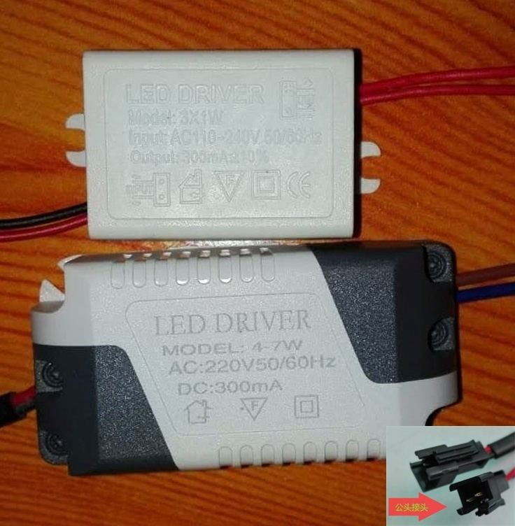 LED shipping ballast lamp transformer lamp ceiling lamp drive power IC drive electronic ceiling lamps