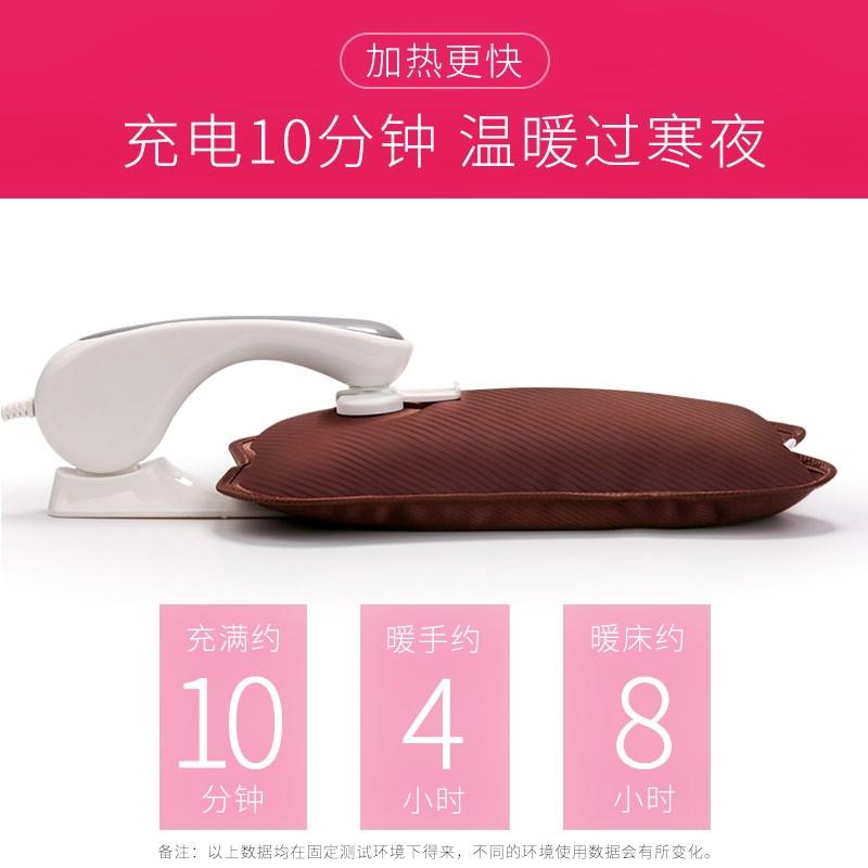 充電湯たんぽ暖かい暖かい腹暖かい宮護帯帯電気ストーブ宝が手を洗い張りダブルカイロは注水