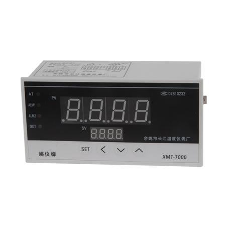 urządzenia do regulacji temperatury w XMT-7000 przetłumaczone