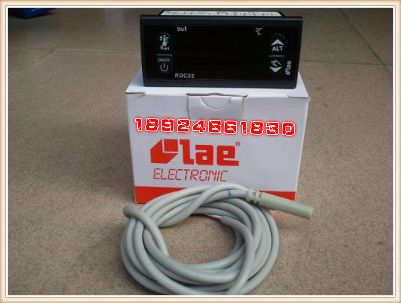 RDC22 delta chiller chiller thermostat temperature control meter  #B71B14