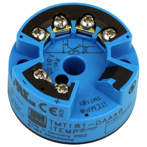 German E+H intelligent temperature transmitter module TMT181-AAAAA time limit special price!