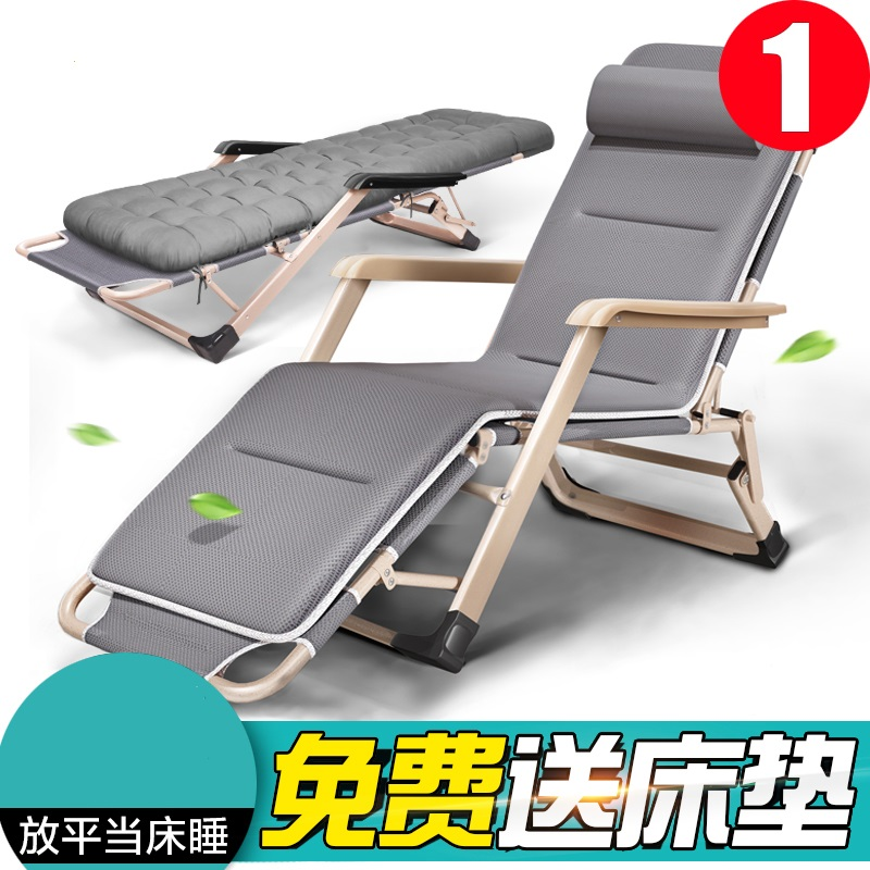 Folding bed sofa bed and simple double 1.5 meters break Stealth multifunctional bed