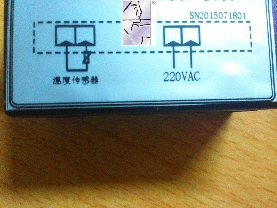 a digitális beilleszteni 数显 hőmérséklet érzékelők villamos -, hogy a hőmérséklet - termosztát 220V hűtőházak hűtőberendezés