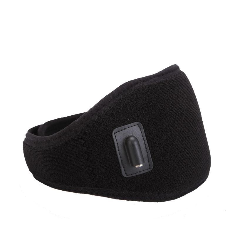 Aquecimento infravermelho de aquecimento elétrico com apoio do USB com suporte de apoio do conjunto de aquecimento cervical pescoço Quente para homem e mulher