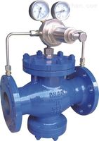 YK43XF-16C gas pressure reducing valve, natural gas pressure reducing valve, air pressure reducing valve DN25324050
