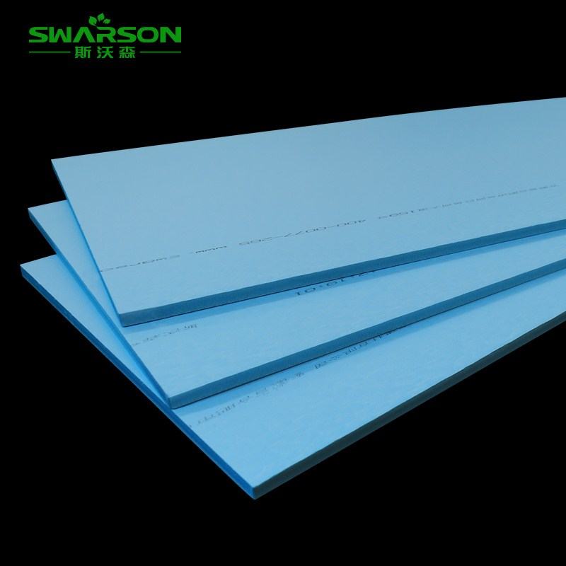 XPS Ba temperature insulation board, floor heating board, thermal insulation board, roof external wall thermal insulation material, foam board, Extrusion board