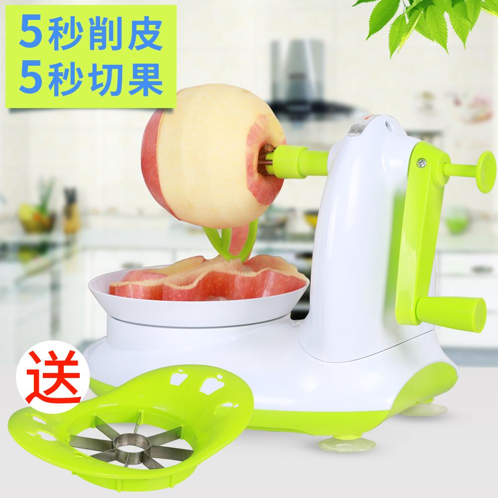 Einfach das Edelstahl - Schneiden die äpfel artefakt Zu den Obst - Nukleare scheiben Schneiden Obst Cutter