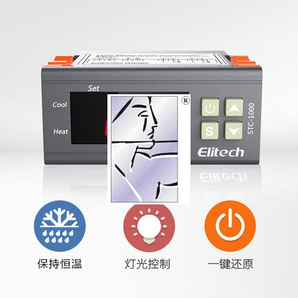 JL-213 термостат морозильник витрины термостат устройства электронной температуры регулятор температуры