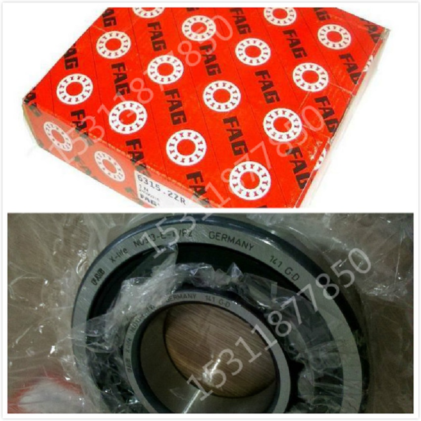 Germany imported FAG bearings NU304E.TVP2 cylindrical roller / NJ304E.TVP2.C3 nylon rack