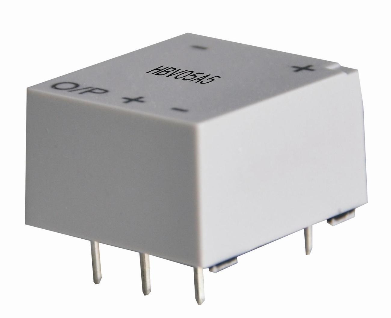 شي HBV-A5 سميكة من مصدر واحد قاعة الجهد الاستشعار قياس 5ma10MA 10-500V5-1200V