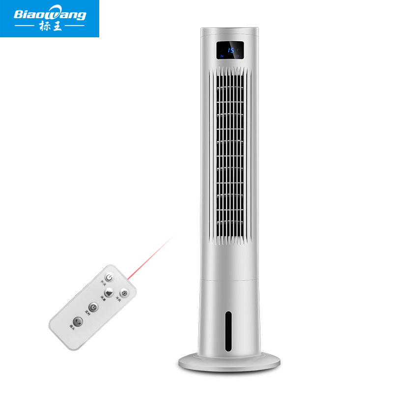 Air conditioning cooling and heating fan, four seasons general small air conditioning, cold and hot air movable small air conditioner fan