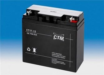 German CTM battery CT17-1212V17AHUPS/EPS/ power supply warranty for one year spot