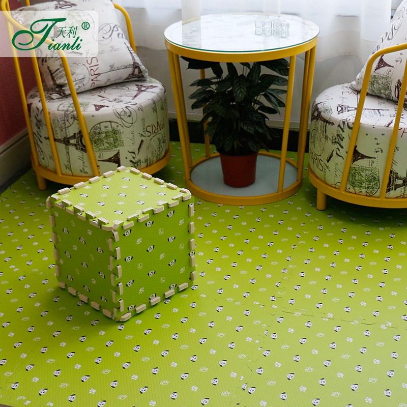 Mat Carpet General slip door climbing sponge pad plastic foam pad Home Furnishing dormitory door tatami mat